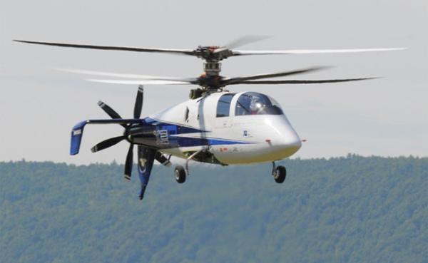 Como será el diseño de los helicópteros del futuro