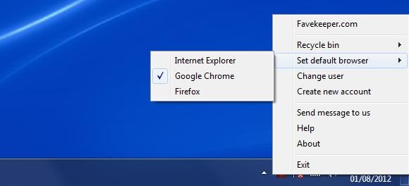 Sincronizar tus favoritos de todos los navegadores y ordenadores con Favekeeper