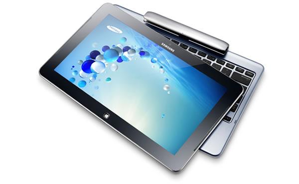Hibrido entre una tablet y un portátil