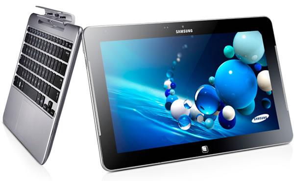 Samsung anuncia el ATIV Smart PC, un hibrido entre una tablet y un portátil