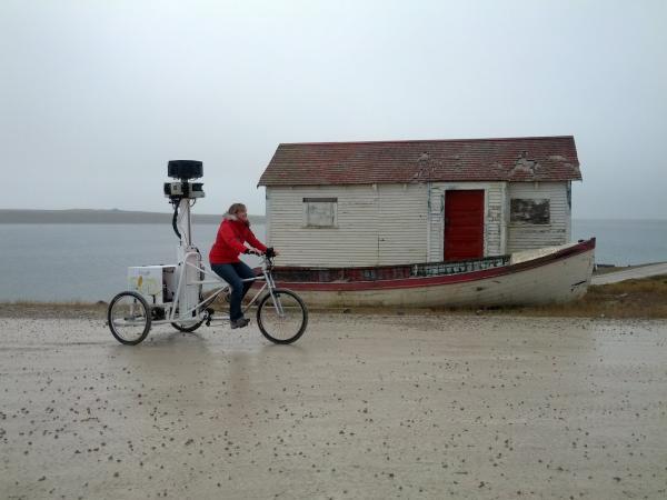 Street View también estará disponible en las comunidades aisladas del Ártico