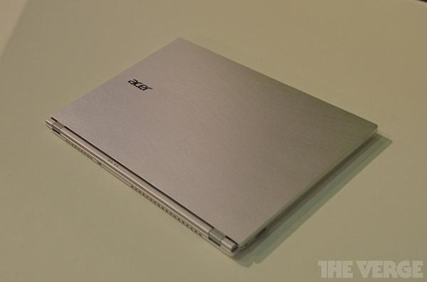 El Ultrabook Acer Aspire S7 es presentado en la IFA 2012