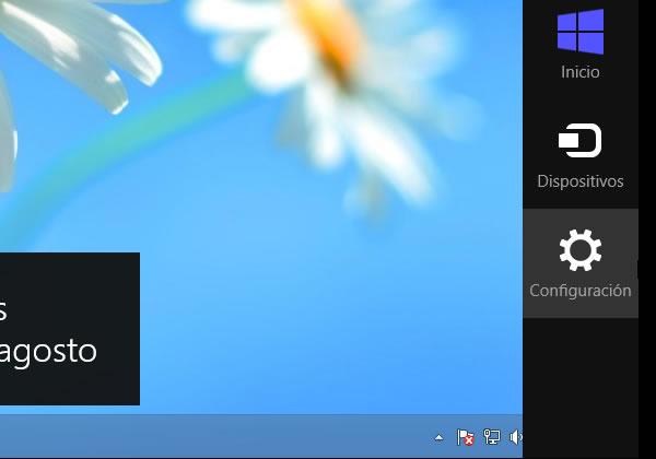 Windows 8: como desactivar las notificaciones de los programas