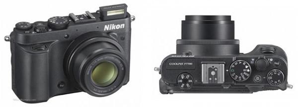 Nikon Coolpix P7700 la cámara Nikon basada en Android