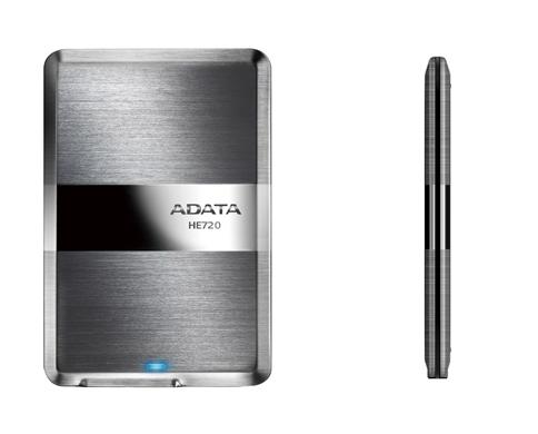 Adata lanza el DashDrive Elite HE720, el disco duro externo más delgado del mundo