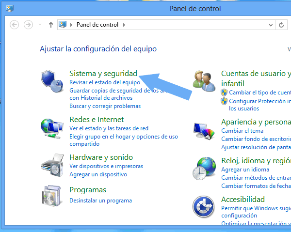 Como activar o desactivar Windows SmartScreen de Windows 8