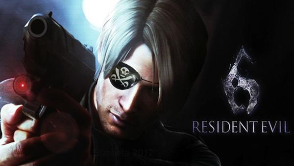 Resident Evil 6 ha sido filtrado en Internet antes del lanzamiento oficial