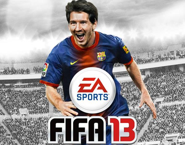 Demo de FIFA 13 bate nuevos records en descargas