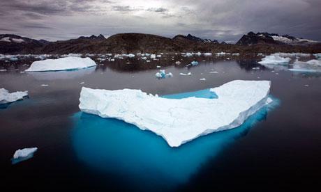 Todo el hielo Ártico puede desaparecer dentro de cuatro años