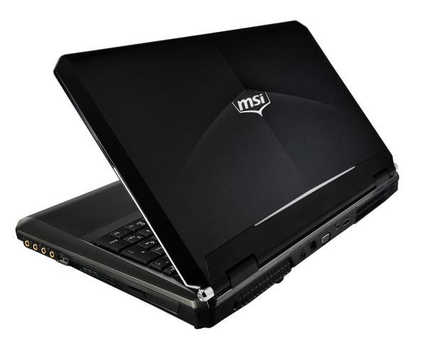 MSI GX60 Ordenador portátil