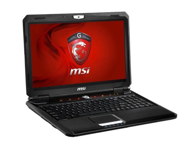 GX60 el ordenador portátil de MSI para jugadores