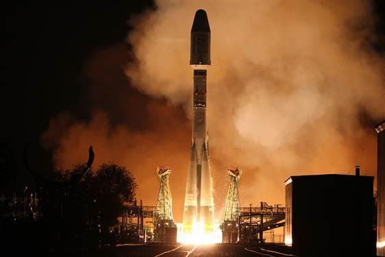 El nuevo satélite meteorológico MetOp-B  europeo es puesto en órbita