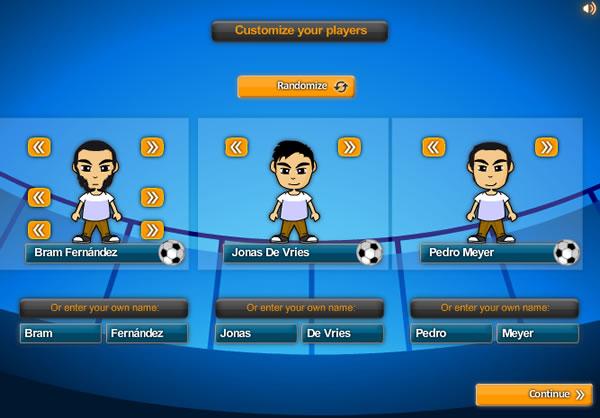My Soccer Game, un manager de fútbol [Juegos]