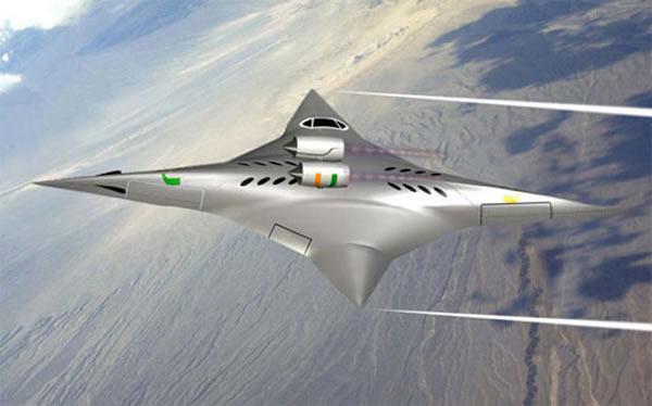 La NASA financia el SBiDir-FW, un avión que puede girar 90 grados en pleno vuelo