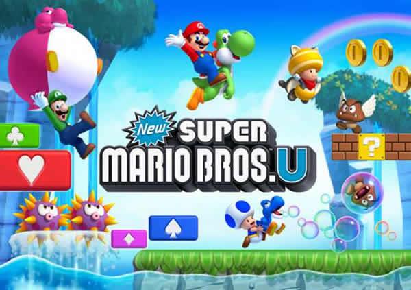 Mario cumple 27 años y nos trae New Super Mario Bros. U