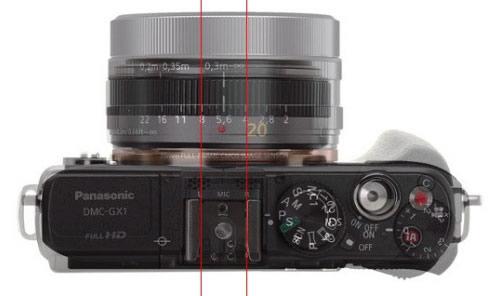 Panasonic GX1 y Sony RX1