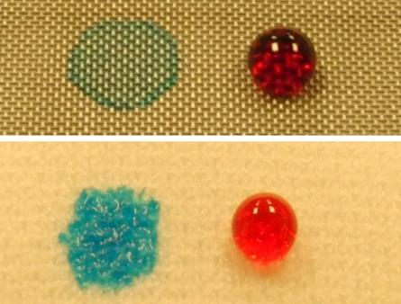 Científicos desarrollan filtro que separa el agua del aceite
