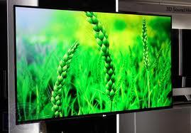 TV LG con tecnologia OLED