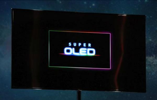 TV OLED anunciada por Samsung en el CES 2012