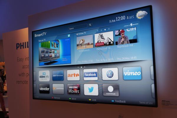 Televisores 8000 series, la nueva línea de Smart TV de Philips
