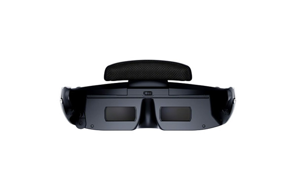 Visor Personal 3D de SONY