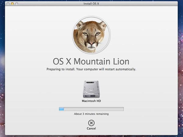 Actualización 10.8.2 para Mac OS X corrige el problema de las baterías en los MacBooks
