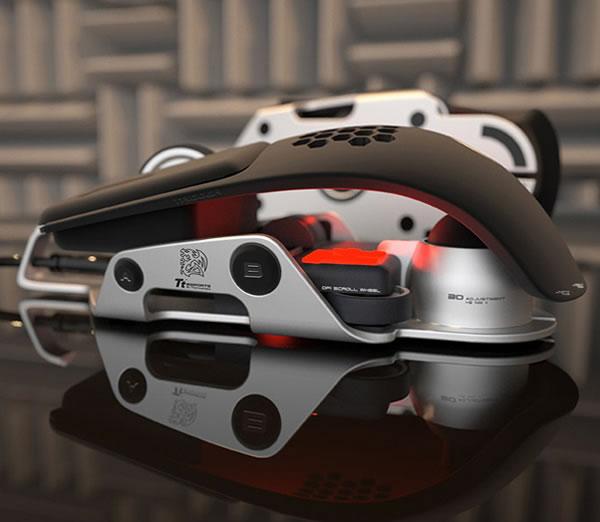 BMW lanza un ratón de ordenador especial para los jugadores