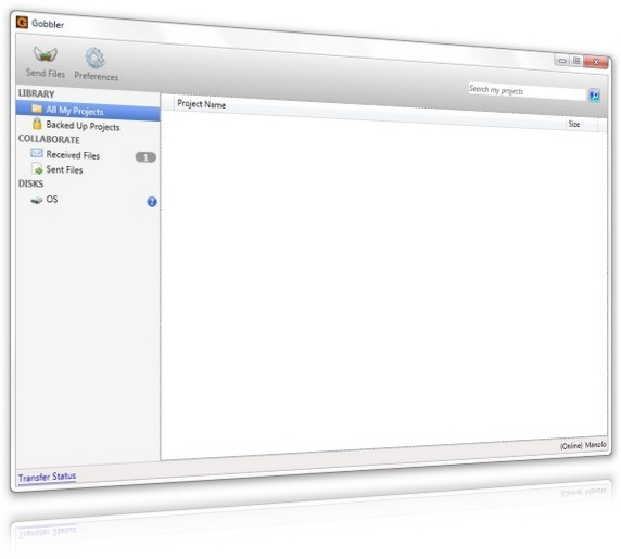 Enviar 5GB correo electrónico