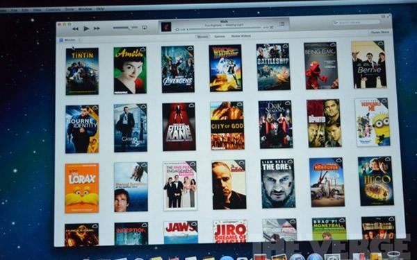iCloud dentro del nuevo iTunes