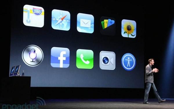 iOS 6 llegara con el nuevo iPhone 5