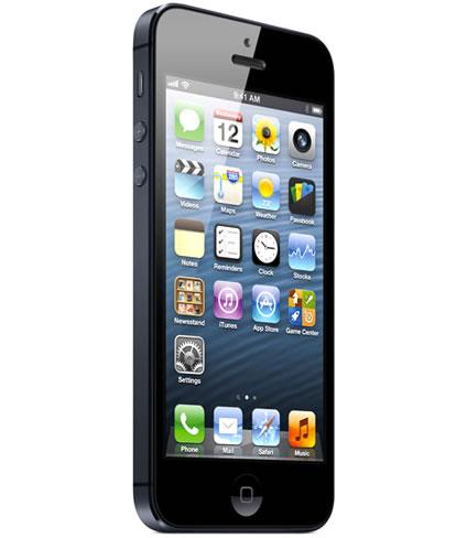 Apple lanza el iPhone 5 con una pantalla más grande y tecnología 4G y nuevos iPods