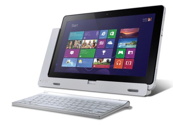 Acer anuncia las nuevas Tablets Iconia W700 con procesador Intel y Windows 8