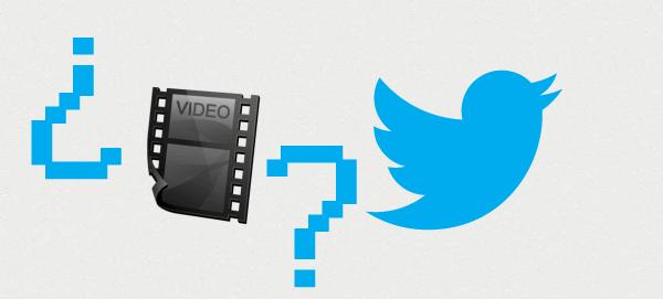 Twitter podría lanzar un servicio para el alojamiento de videos