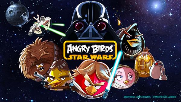 Angry Birds Star Wars Trailer y fecha de lanzamiento del juego
