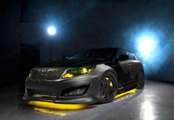 Kia y DC Comics lanzan coches inspirados en los personajes de la Liga de la Justicia