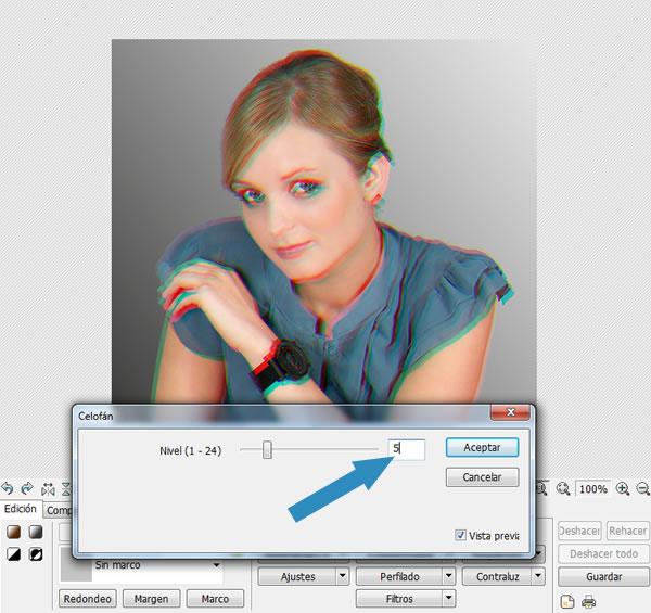 Como convertir una foto en 3D