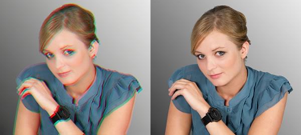 Como agregar el efecto 3D a una fotografía utilizando Photoscape