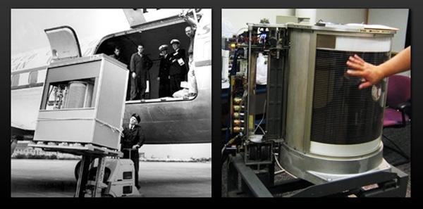Los discos duros del pasado y sus enormes dimensiones