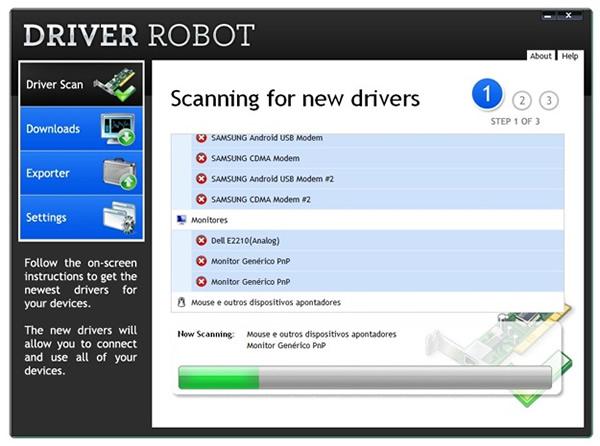 Driver Robot, buscar y actualizar tus controladores de forma sencilla