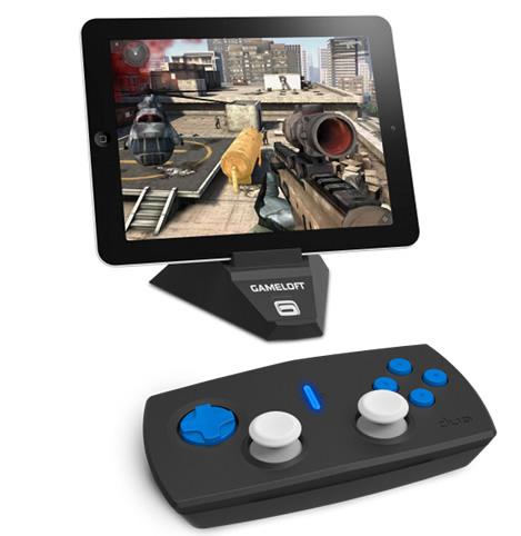 Duo Gamer, mando físico para Smartphones y Tablets