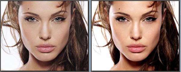 Como aplicar el efecto muñeca a una fotografía con PhotoFiltre