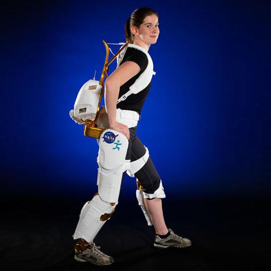 La NASA desarrolla el exoesqueleto X1 para los astronautas
