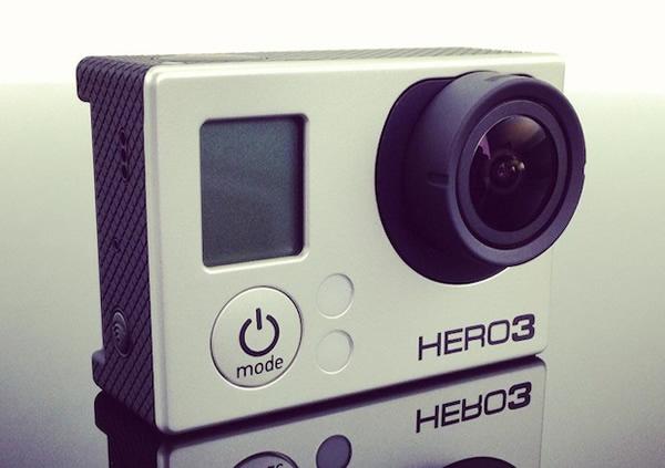 GoPro lanza la Cámara Hero 3, la cámara de los deportistas