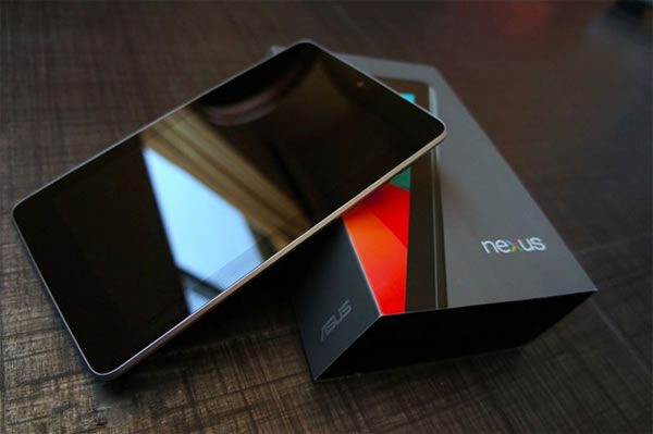 Google podría lanzar una versión de la Tablet Nexus 7 con un precio de US$ 99