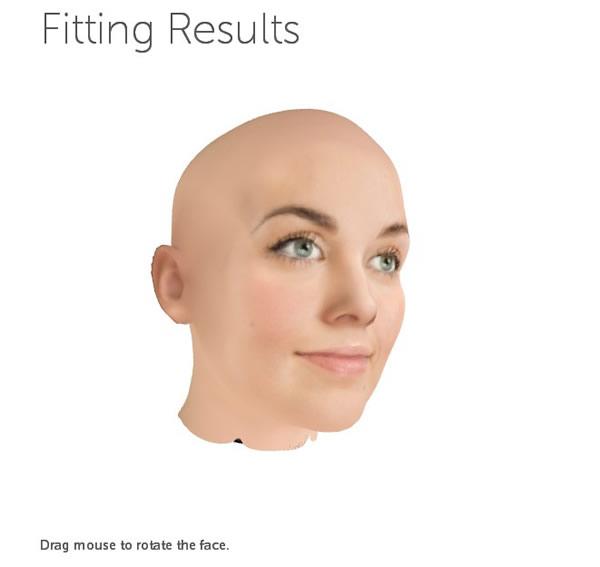 Vizago herramienta web que te permite crear un modelo en 3D de tu rostro