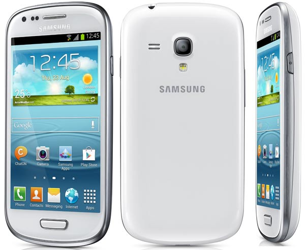 Samsung presenta al Galaxy S3 Mini, características
