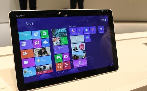 Sony VAIO Tap 20, la Tabletop de Sony que será lanzada junto con Windows 8