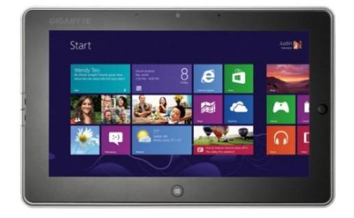 Gigabyte anuncia su nueva Tablet Slate PC S1082 con Windows 8