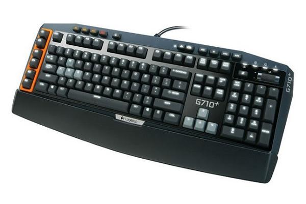 Logitech G710+ el teclado mecánico para jugadores