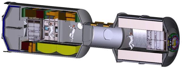 La NASA pretende construir una nave espacial para llevar a los astronautas a Marte